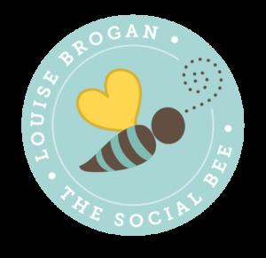 The Social Bee logo